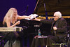 Eliane Elias with A tribute to Toots Thielemans in Rose Theater in Jazz At Lincoln Center on September 28, 2012