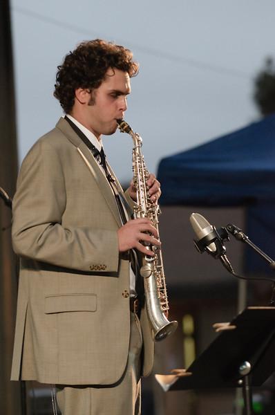 2010 Monterey Jazz Festival - Ben Flocks Quarter