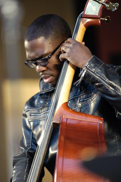 2011 Monterey Jazz Festival - Derrick Hodges
