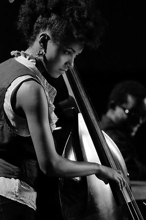 Esperanza Spalding - 52nd Monterey Jazz Festival