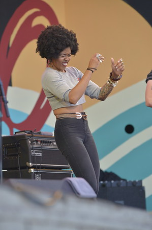 2015 Monterey Jazz Festival - Saturday Afternoon