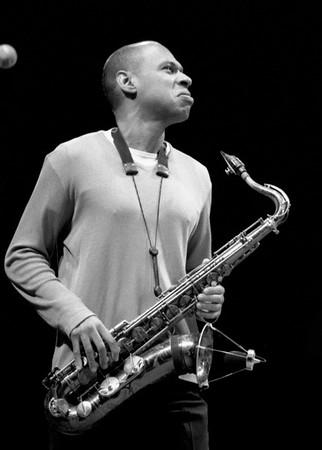 Joshua Redman, 2002 MJF