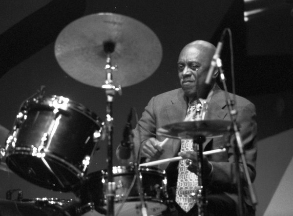 "2002 Monterey Jazz Festival - Albert ""Tootie"" Heath"