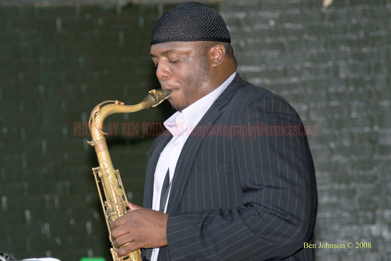 Lawrence Clark - <br /> The 2008 Charlie Parker Jazz Festival, August 23-24, held in Marcus Garvey Park, and Tomkins Square Park