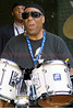 Rashied Ali - The 2008 Charlie Parker Jazz Festival, August 23-24, held in Marcus Garvey Park, and Tomkins Square Park