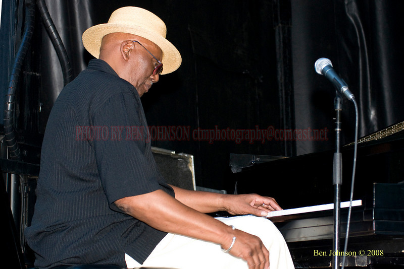 Randy Weston - The 2008 Charlie Parker Jazz Festival, August 23-24, held in Marcus Garvey Park, and Tomkins Square Park