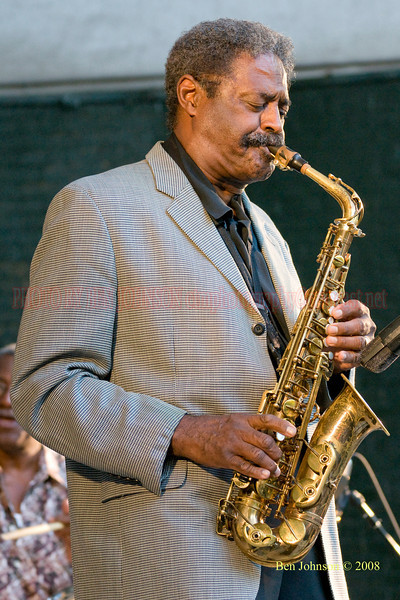 Charles McPherson - The 2008 Charlie Parker Jazz Festival, August 23-24, held in Marcus Garvey Park, and Tomkins Square Park