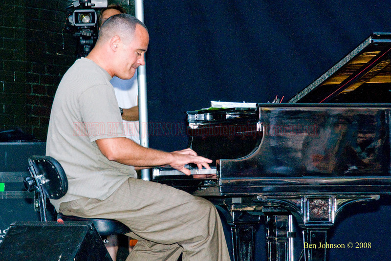 Greg Murphy - <br /> The 2008 Charlie Parker Jazz Festival, August 23-24, held in Marcus Garvey Park, and Tomkins Square Park