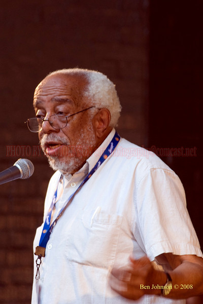 Barry Harris Photo - The 2008 Charlie Parker Jazz Festival, August 23-24, held in Marcus Garvey Park, and Tomkins Square Park