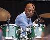 Roy Haynes - perfoming at The 2012 Charlie Parker Festival at Marcus Garvey Park, New York City, August 25, 2012