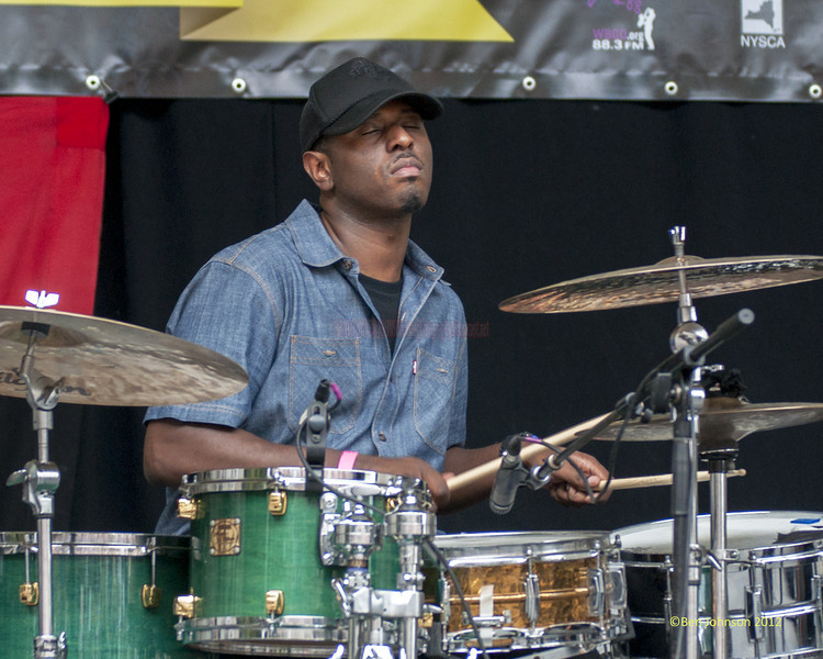 - perfoming at The 2012 Charlie Parker Festival at Marcus Garvey Park, New York City, August 25, 2012
