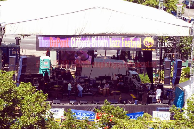 2007 Clifford Brown Jazz Festival in Wilmington, Delaware