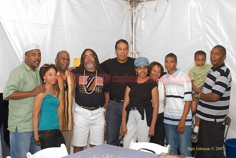 Stanley Clarke and Friends - 2007 Clifford Brown Jazz Festival in Wilmington, Delaware
