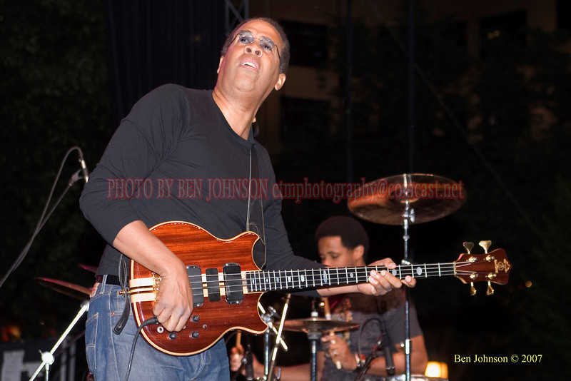 Stanley Clarke - 2007 Clifford Brown Jazz Festival in Wilmington, Delaware