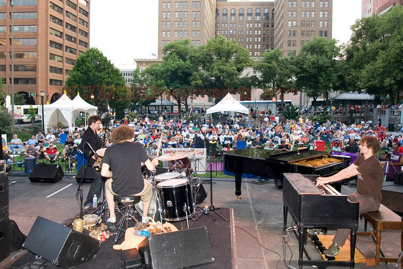 2007 Clifford Brown Jazz Festival in Wilmington, Delaware