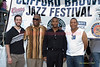 Joshua Richman, Charles Fambrough, Leon Jordan Jr., Leon Jordan, Sr. - 2007 Clifford Brown Jazz Festival in Wilmington, Delaware