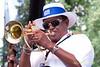 Dr.  Richard Williams - 2008 Clifford Brown Jazz Festival in Wilmington, Delaware