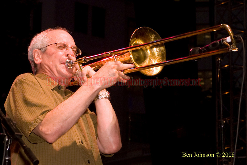 Keith O'Quinn - 2008 Clifford Brown Jazz Festival in Wilmington, Delaware