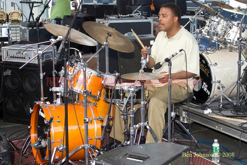 Craig McGiver - 2008 Clifford Brown Jazz Festival in Wilmington, Delaware