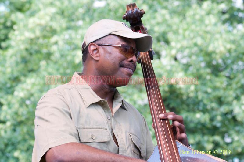 Lee Smith - 2008 Clifford Brown Jazz Festival in Wilmington, Delaware