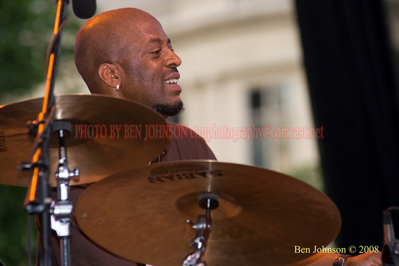 Donald Edwards - 2008 Clifford Brown Jazz Festival in Wilmington, Delaware
