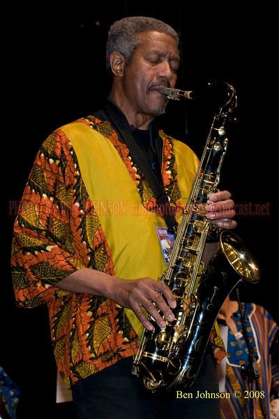 Billy Harper - 2008 Clifford Brown Jazz Festival in Wilmington, Delaware