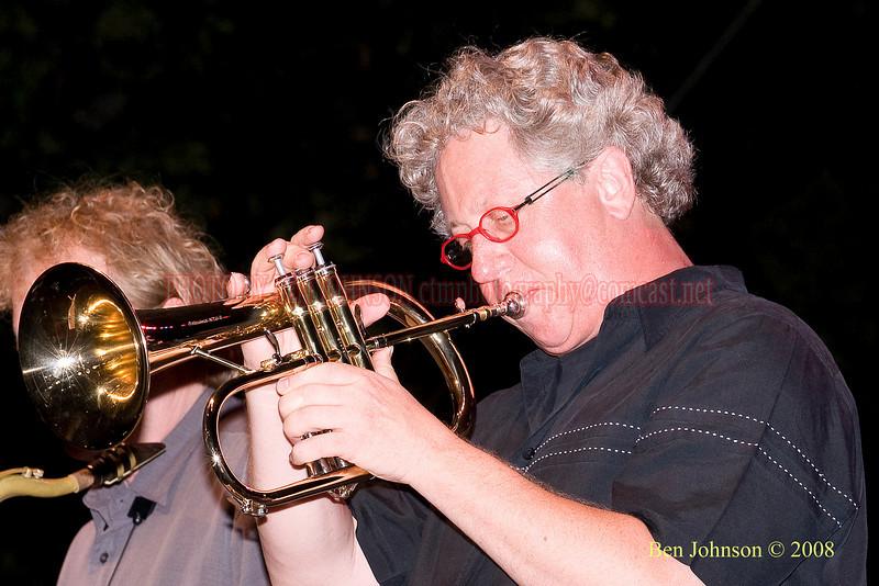 Tim Hagans - 2008 Clifford Brown Jazz Festival in Wilmington, Delaware2008 Clifford Brown Jazz Festival in Wilmington, Delaware