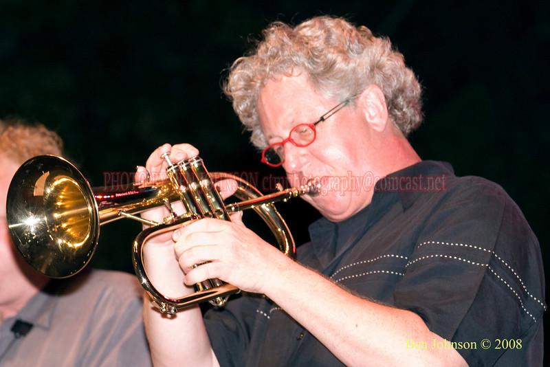 Tim Hagans - 2008 Clifford Brown Jazz Festival in Wilmington, Delaware