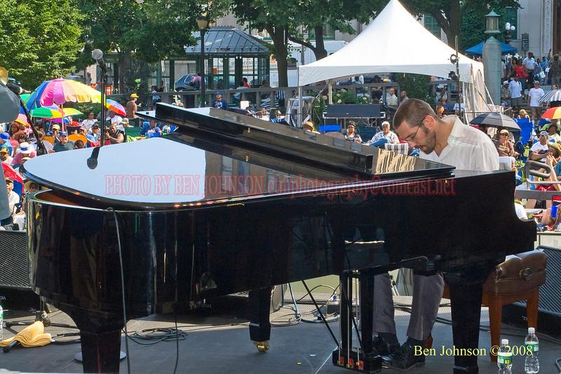 Neil Podgurski - 2008 Clifford Brown Jazz Festival in Wilmington, Delaware
