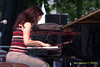 Helen Sung - 2008 Clifford Brown Jazz Festival in Wilmington, Delaware Helen Sung -