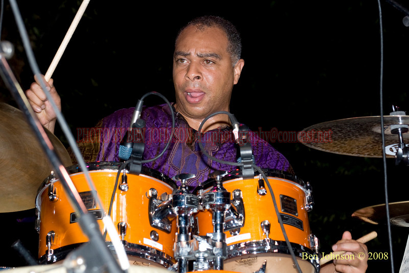 Dion Parsons - 2008 Clifford Brown Jazz Festival in Wilmington, Delaware