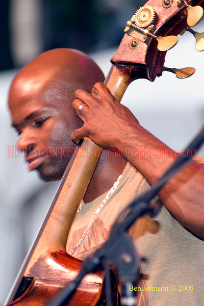 Richie Goods- The 2008 Clifford Brown Jazz Festival in Wilmington, Delaware