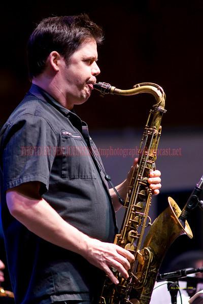 Seamus Blake - 2008 Clifford Brown Jazz Festival in Wilmington, Delaware