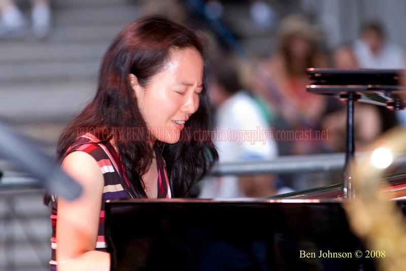 Helen Sung - 2008 Clifford Brown Jazz Festival in Wilmington, Delaware Helen Sung