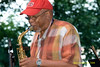 Jazz legend Oliver Lake performing with 'Trio 3' at The 2008 Clifford Brown Jazz Festival in Wilmington, Delaware2008 Clifford Brown Jazz Festival in Wilmington, Delaware