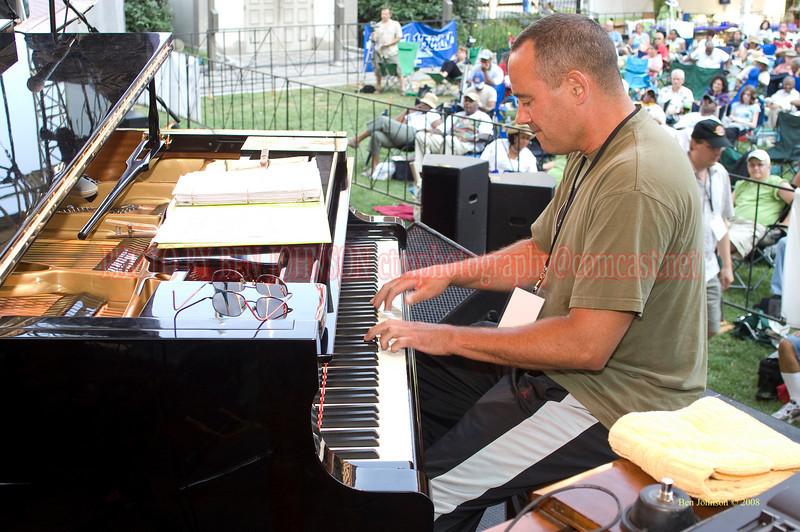 Greg Murphy - 2008 Clifford Brown Jazz Festival in Wilmington, Delaware