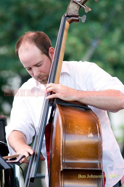 Ryan Berg - 2008 Clifford Brown Jazz Festival in Wilmington, Delaware