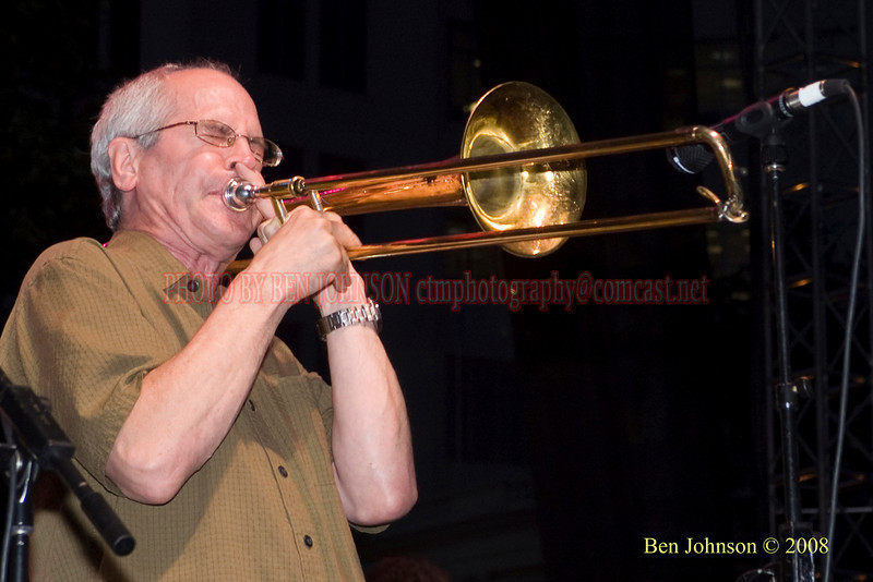 Keith O'Quinn - 2008 Clifford Brown Jazz Festival in Wilmington, Delaware