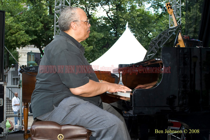Don Wilson - 2008 Clifford Brown Jazz Festival in Wilmington, Delaware