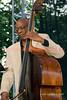 Jazz legend Reggie Workman - Jazz legend Reggie Workman performing with 'Trio 3' at The 2008 Clifford Brown Jazz Festival in Wilmington, Delaware