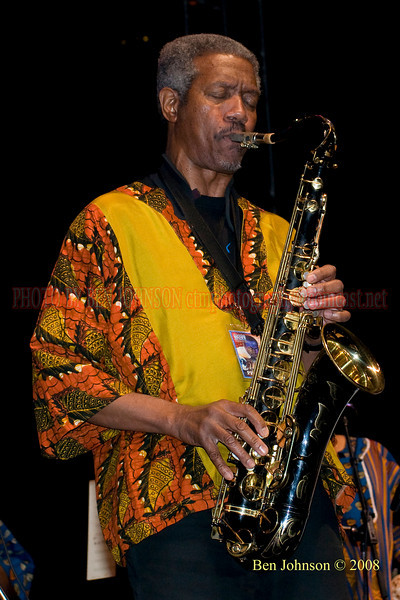 Billy Harper - 2008 Clifford Brown Jazz Festival in Wilmington, Delaware