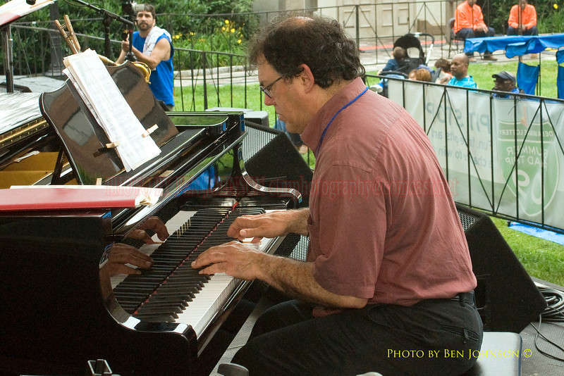 Performing at The 21st Annual Clifford Brown Jazz Festival at Rodney Square in Wilmington, Delaware, June 15 -21, 2009