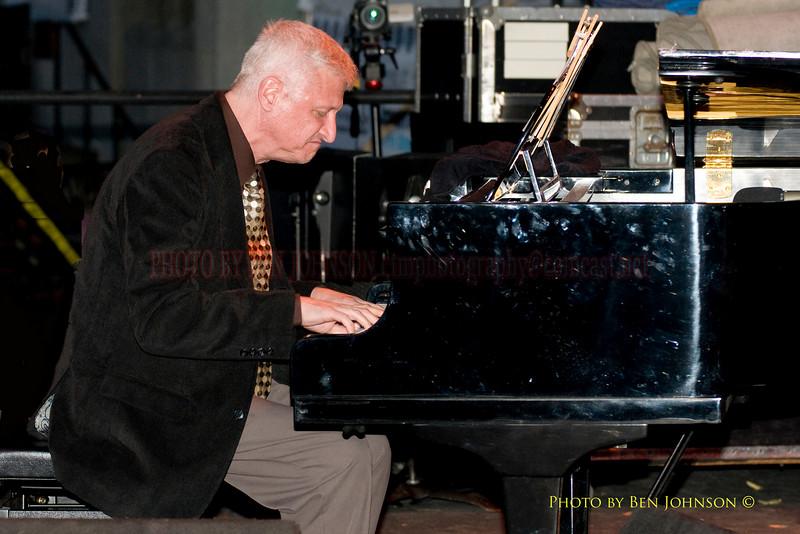 David Kikoski Photo - Performing at The 21st Annual Clifford Brown Jazz Festival at Rodney Square in Wilmington, Delaware, June 15 -21, 2009