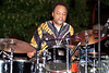 Jeff Tain Watts - Jerry Gonzalez & The Fort Apache Band -performing at The 22nd Annual Clifford Brown Jazz Festival in Rodney Square, Wilmington, Delaware, held June 15-20, 2010