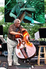Rufus Reid - performing at The 2011 Dupont Clifford Brown Jazz Festival held in Rodney Square in Downtown Wilmington, Delaware.