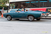 GTO just passing by - at The 2011 Dupont Clifford Brown Jazz Festival held in Rodney Square in Downtown Wilmington, Delaware.