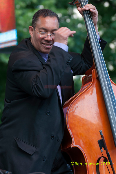 performing as part of the 2012 Clifford Brown Jazz Festival in Rodney Square in Wilmington Delaware, June 18-23, 2012.