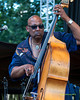 Warren Oree performing as part of the  2012 Clifford Brown Jazz Festival in Rodney Square in Wilmington Delaware, June 18-23, 2012.