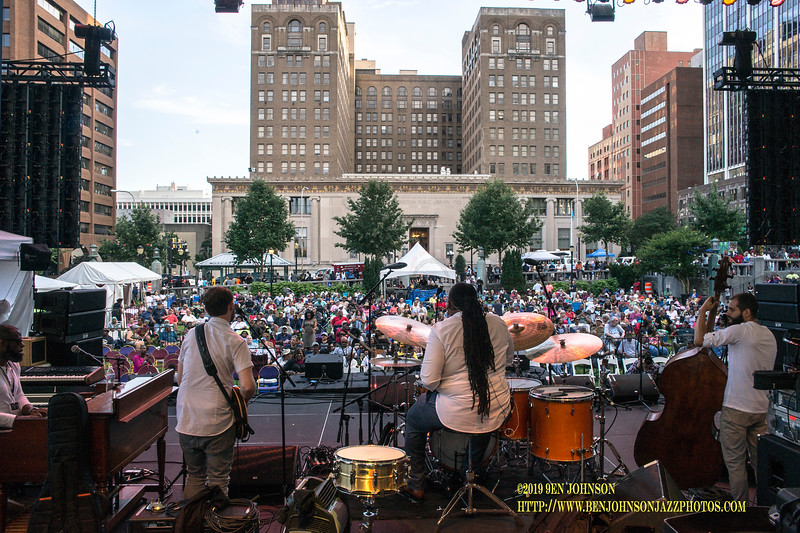 Wilmington Delaware Presents The 2019 Clifford Brown Jazz Festival In Rodney Square June 19-22, 2019