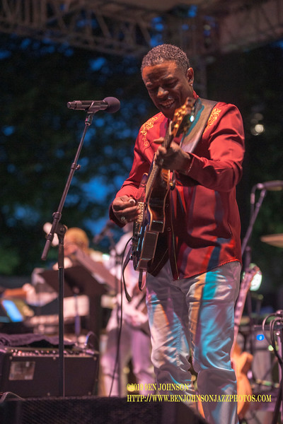 Norman Brown -  Norman Brown -  Wilmington Delaware Presents The 2019 Clifford Brown Jazz Festival In Rodney Square June 19-22, 2019